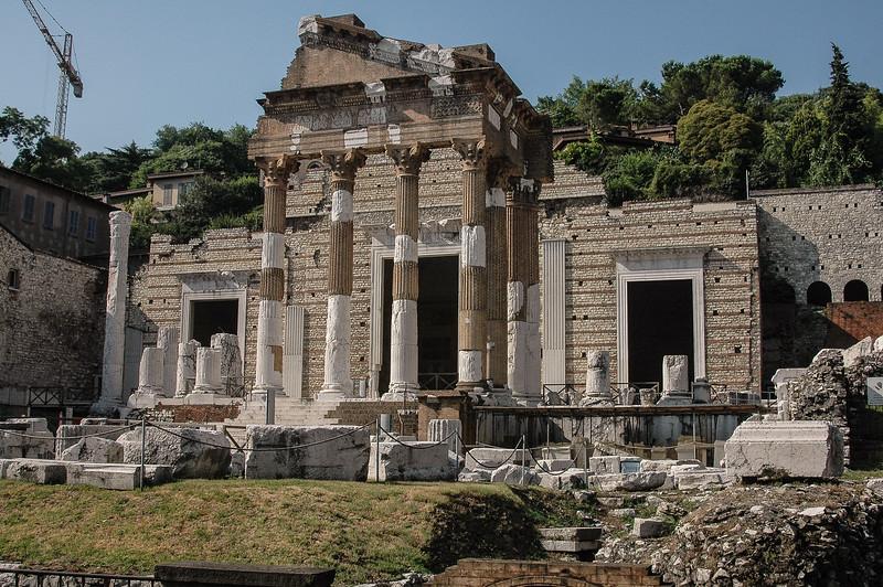 Capitoline Temple (73AD)
