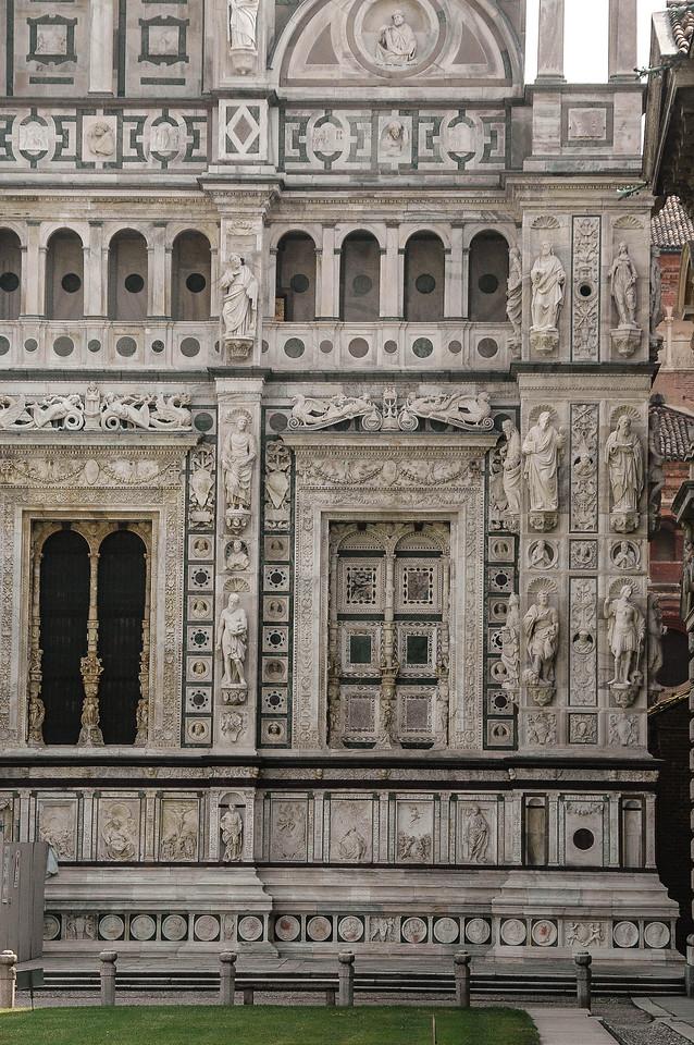 Certosa di Pavia (15th C)