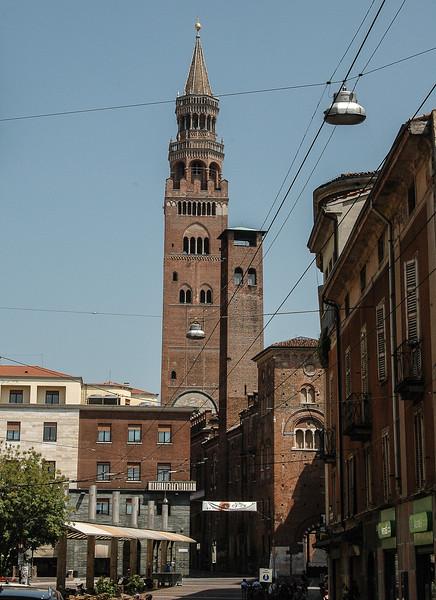Cremona and Torrazzo