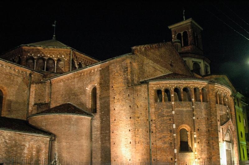 Milan Church