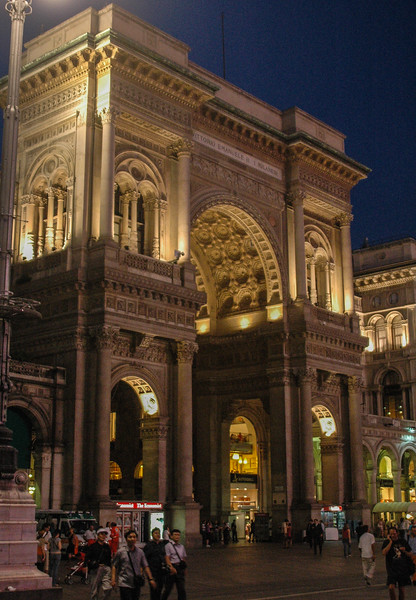 Galleria Vittorio Emanuele (19th C)