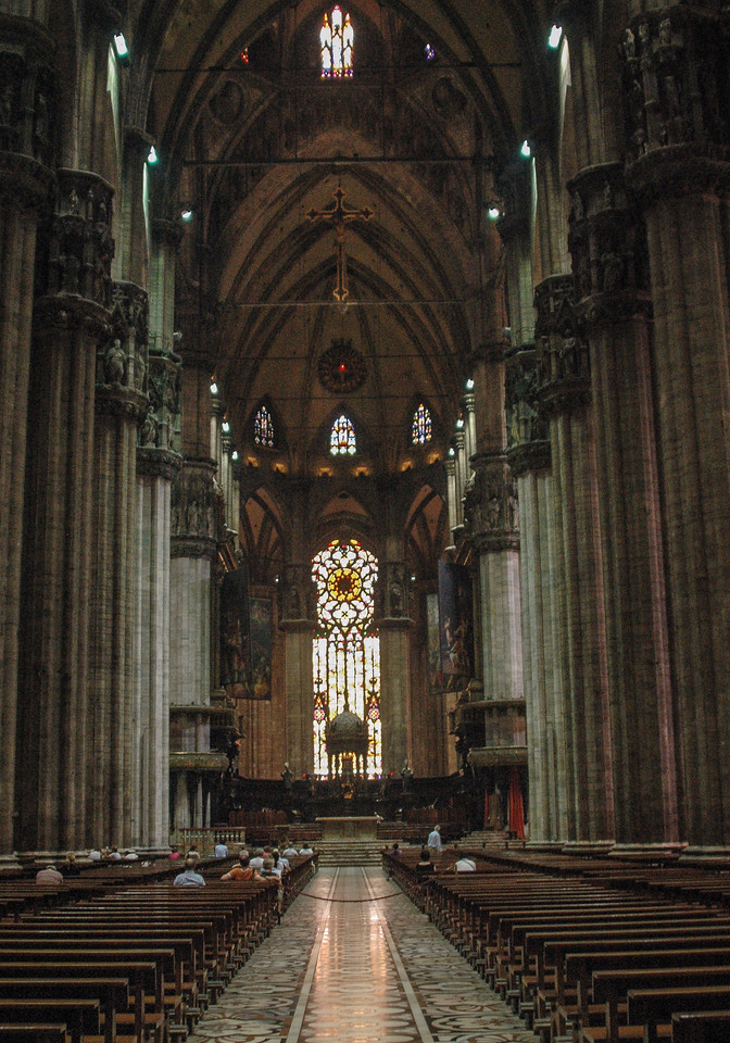 Milan Cathedral (15-16C)