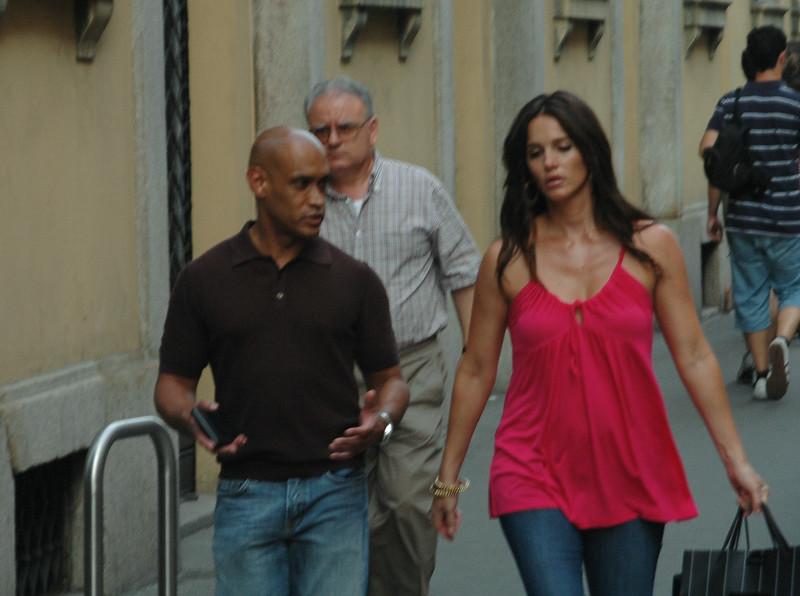 Milan Street Life