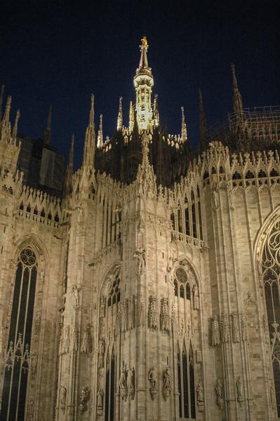 Milan Cathedral (14-16C)