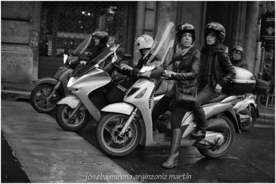 Moto stop