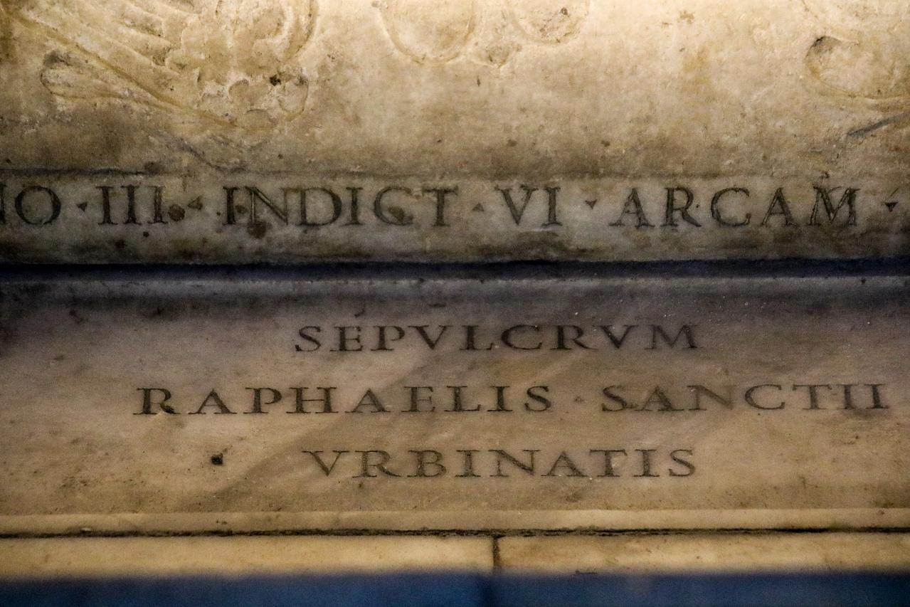 Raphael Tomb