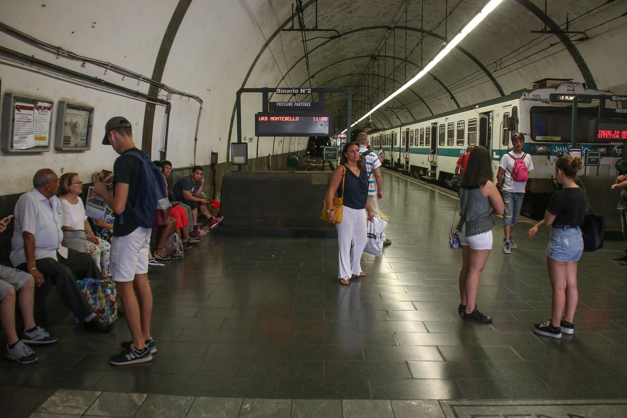 Flaminio Train Station