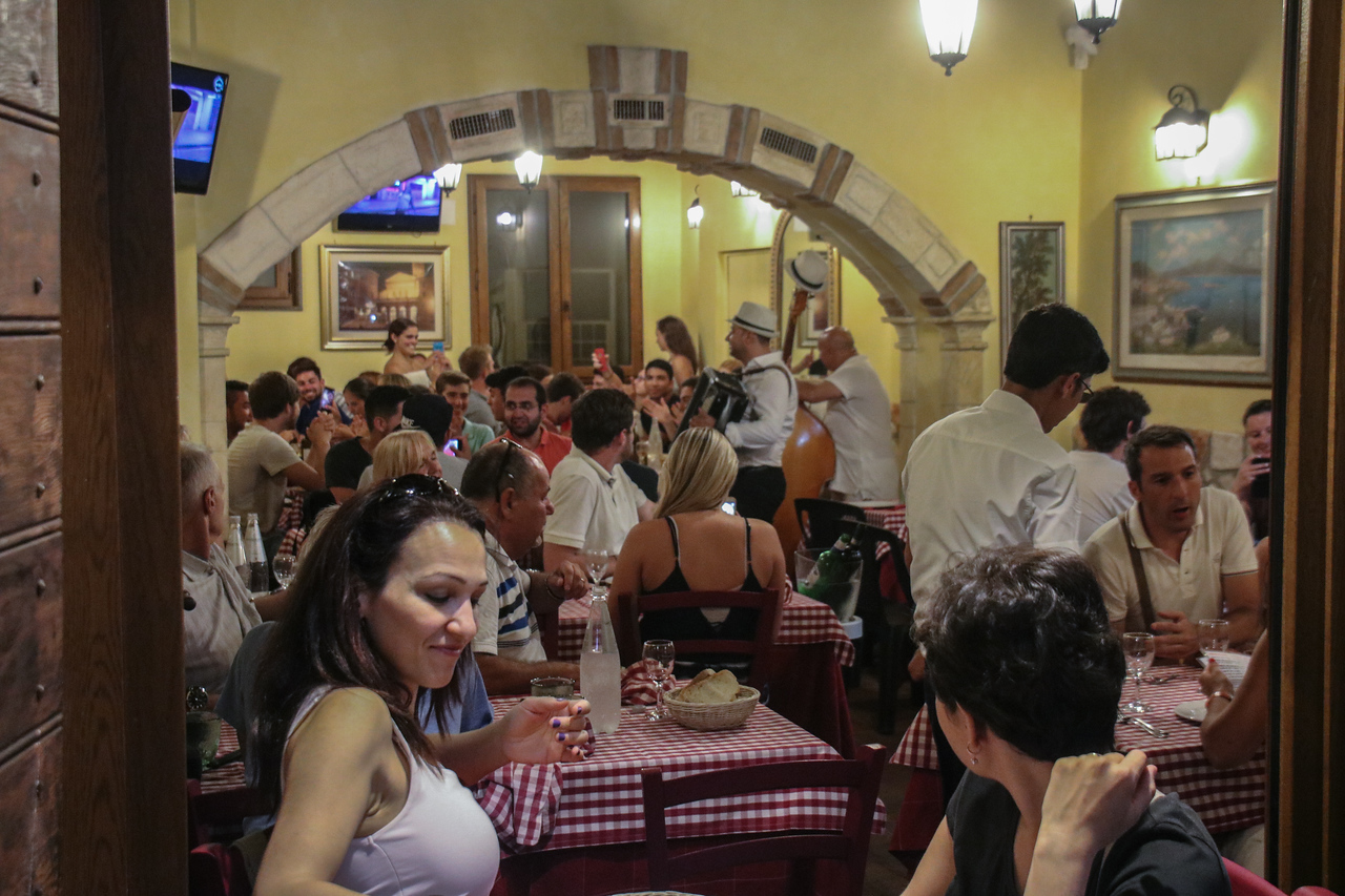 Trastevere Nightlife