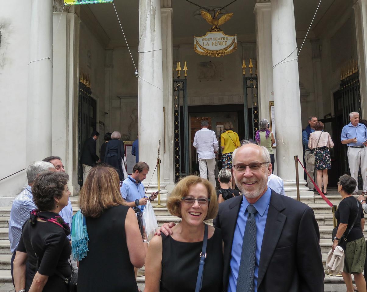 Opera Night at La Fenice
