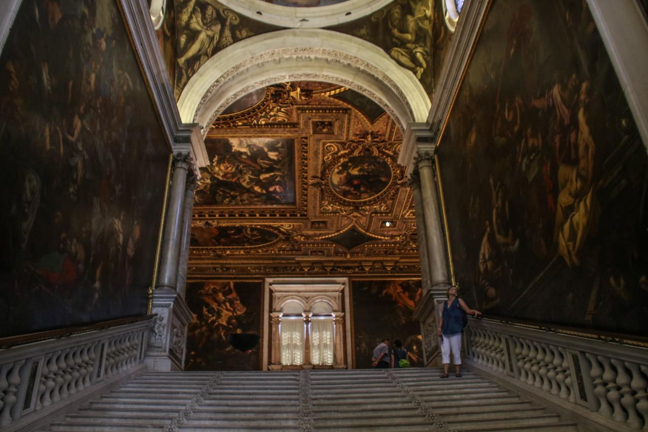 Scuola Grande di San Rocco (16th C)