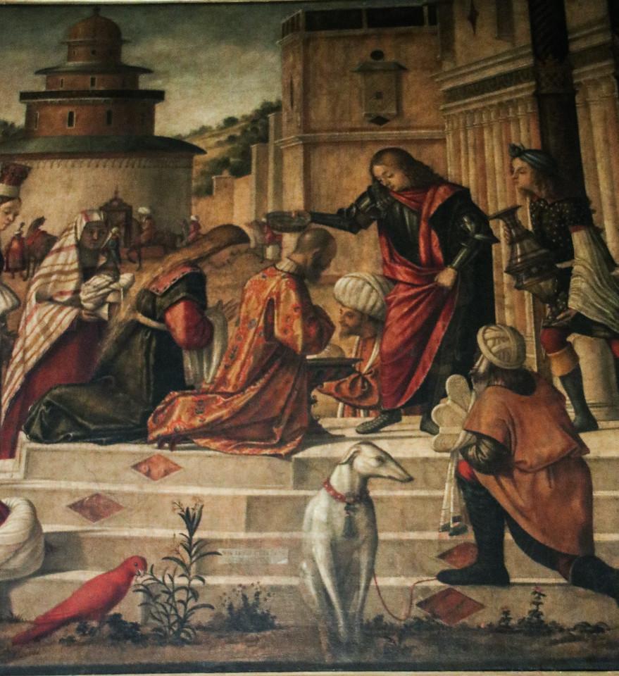 Scuola di San Giorgio degli Schiavoni (16th C)