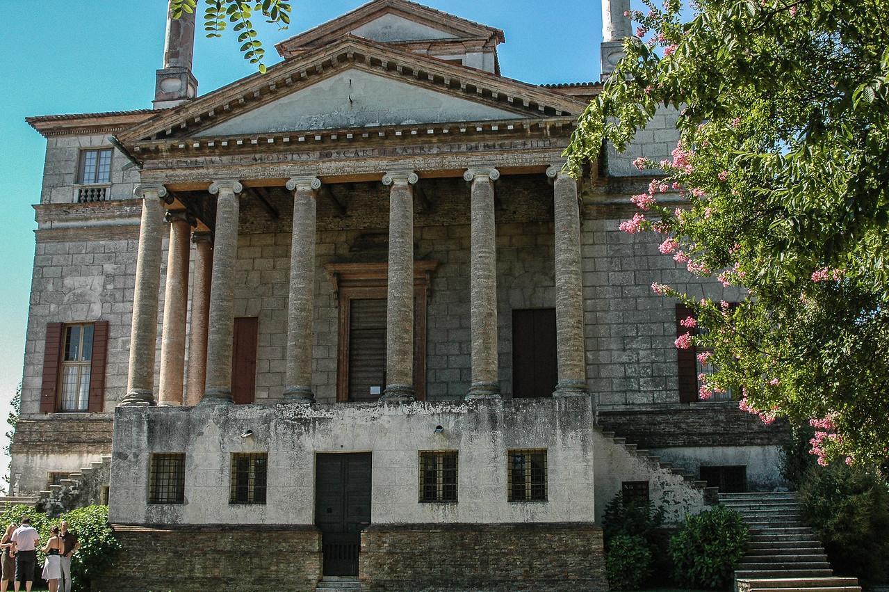 Villa Foscari: La Malcontenta