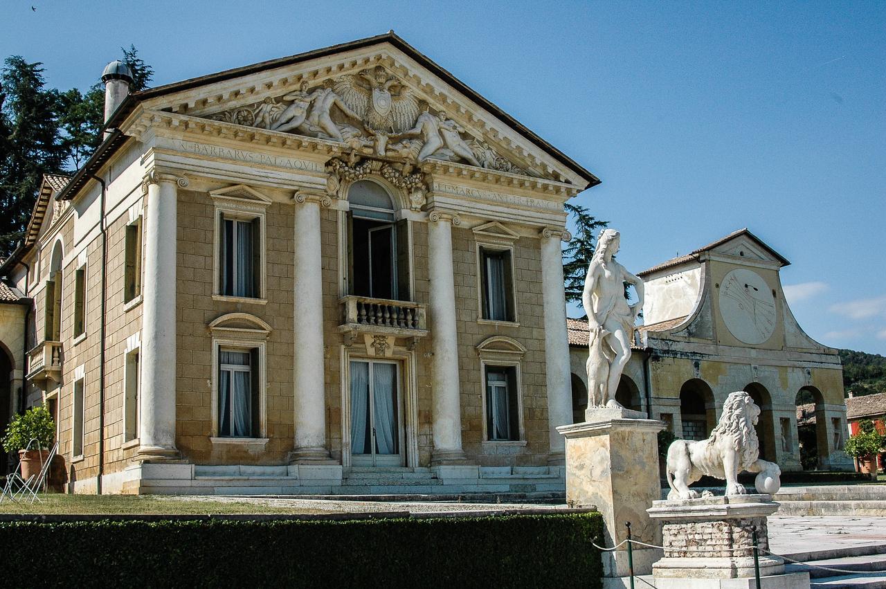 Villa Barbaro (Palladio)