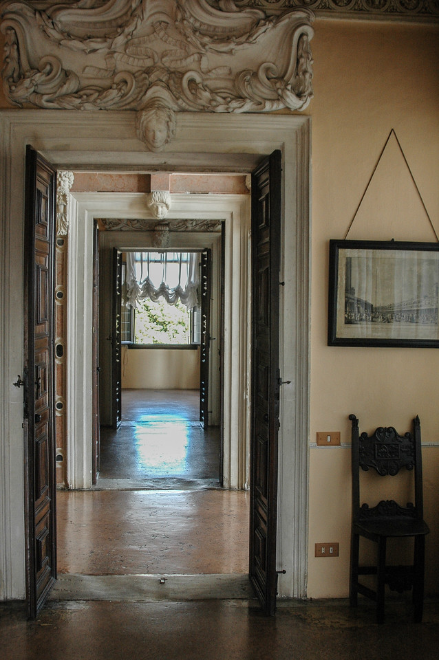 """Villa Capra """"La Rotonda"""""""