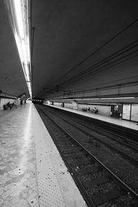 Lines - Roman Subway
