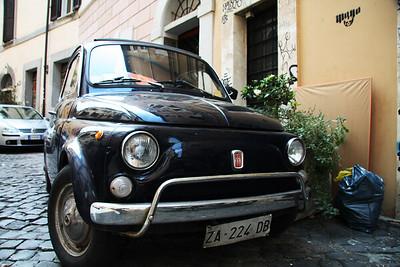 Trastevere Fiat