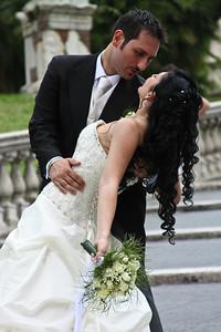 Bride & Groom, Roma