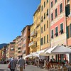 The streets of Camogli