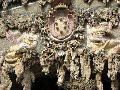 Grotto in the Boboli gardens