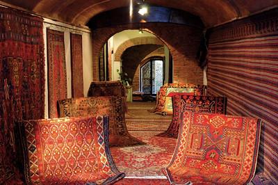Sienese rug shop