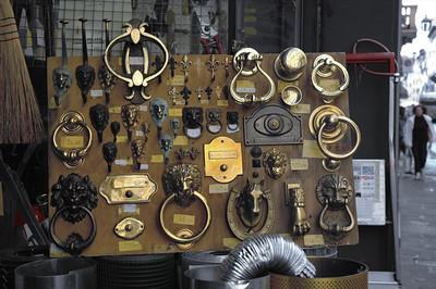 Florentine hardware