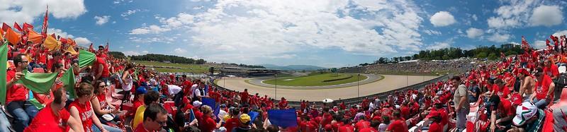 Tribuna Ducati!!!