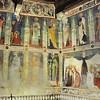 Château de Fénis - Peintures de l'ancienne chapelle