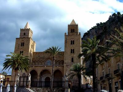 Cefalu's Duomo