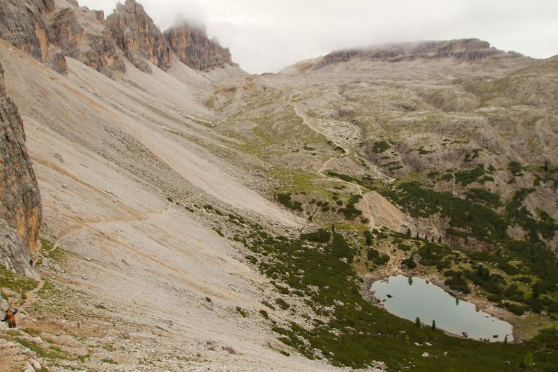 Hiking in Italys Dolomites