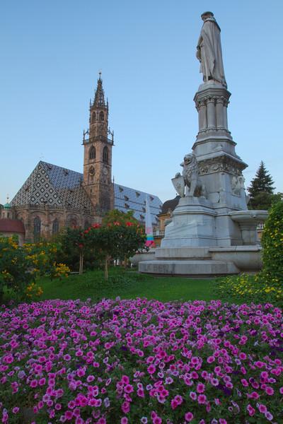 Cathedral, Bolzano, Italy
