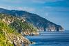Cinque Terre Village of Corniglia