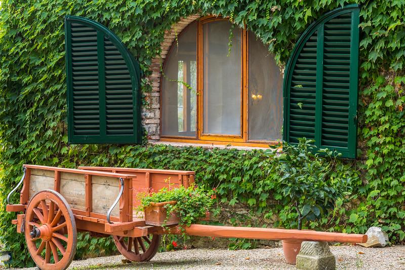 Villa le Barone, Panzano in Chianti