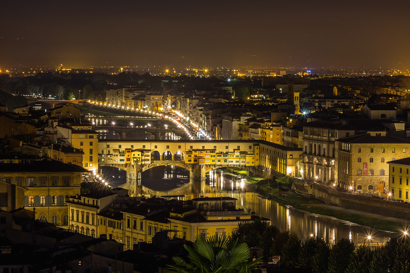 View from Piazzale Michelangelo