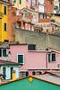 Cinque Terre Village of Manarola