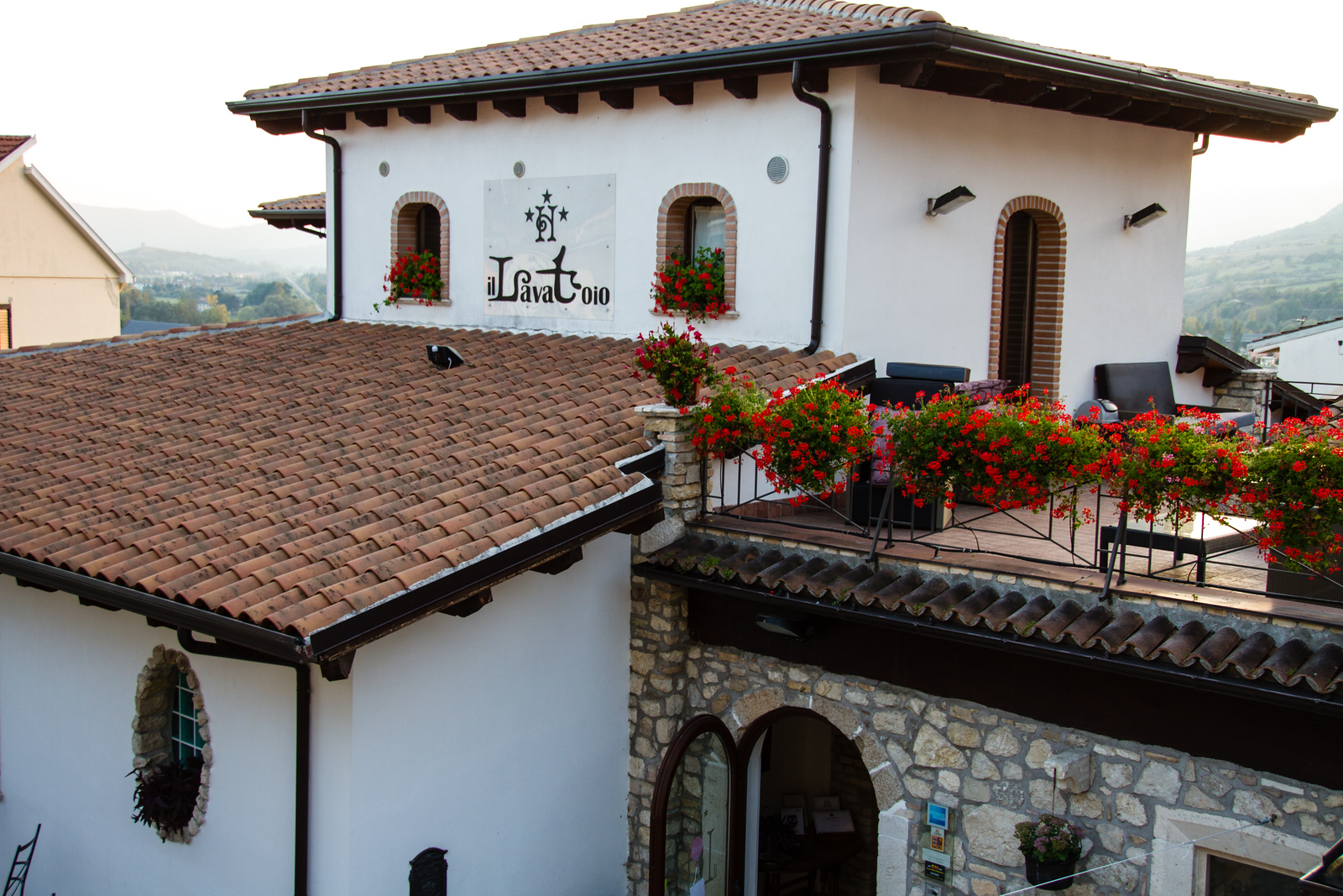 Boomer travel - Italy - Il Lavatoio in Castel di Sangro is one of our favorite places to stay in Italy. Read the rest then plan your Italy vacation.