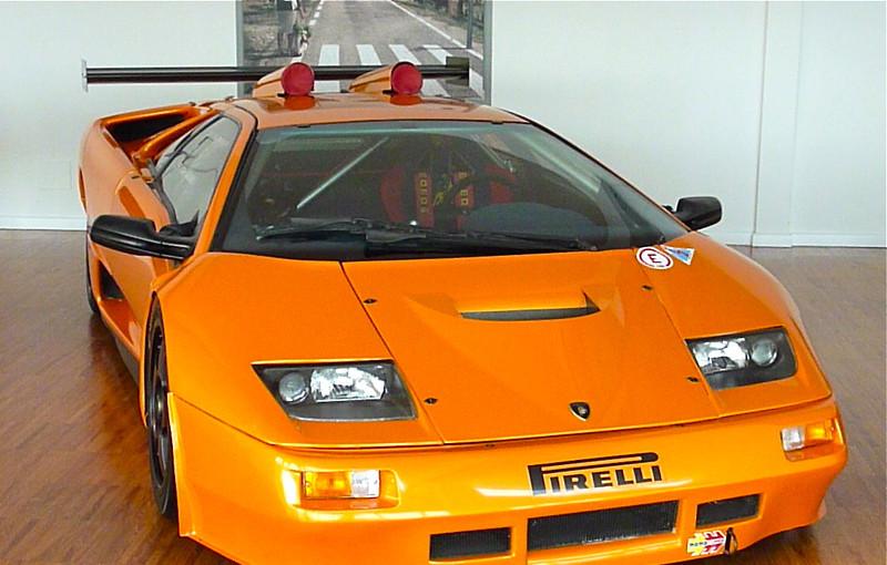 Lamborghini Museum #3