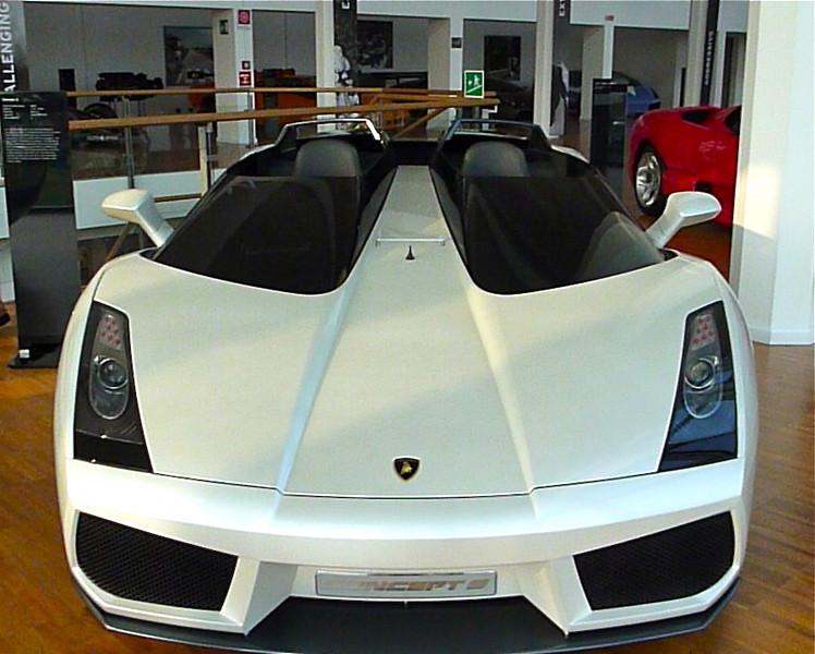 Lamborghini Museum #2