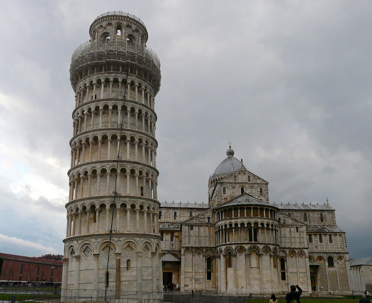 Leaning Tower of Pisa #5