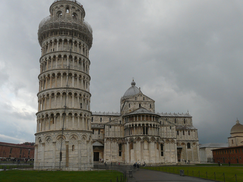 Leaning Tower of Pisa #3