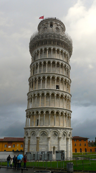 Lean Tower of Pisa #2