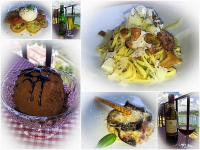 Lunch @ Ristorante Bucci