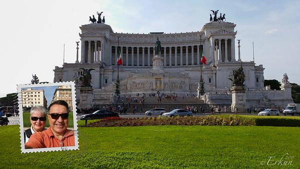 Vittoria Emmanuel II Monument -