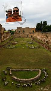 Stadium of Domitian - Palatine Hill