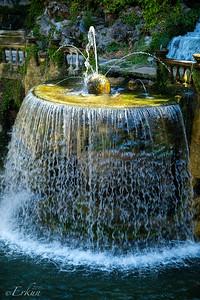 Villa d'Este - Oval Fountain