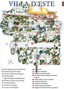 Villa d'Este - the Grounds