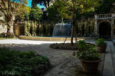 Villa d'Este - Oval Garden