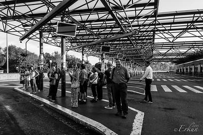 Pontre Mammolo Metro Station