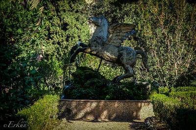 Villa d'Este - Fountain of Pegasus