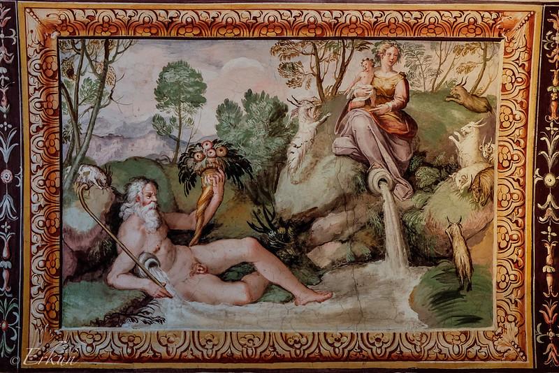 Villa d'Este - Seconda Stanza Tiburtina (Second Tiburtine Room)