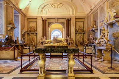 Musei Vaticani - Sala degli Animali